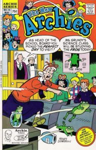The New Archies #14 (1989)