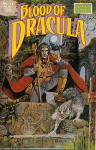Blood of Dracula #11 (1989)