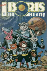 Boris the Bear #23 (1989)