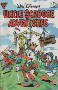 Walt Disney's Uncle Scrooge Adventures #14 (1989)