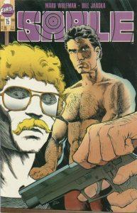 Sable #15 (1989)