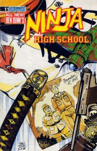 Ninja High School #11 (1989)