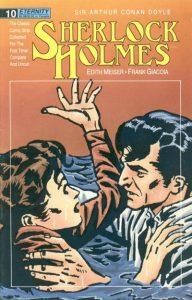 Sherlock Holmes #10 (1989)