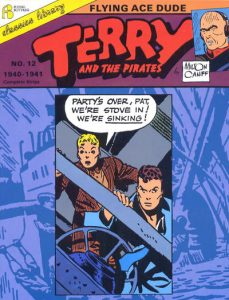 Terry and the Pirates #12 (1989)