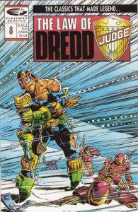 The Law of Dredd #8 (1989)
