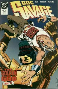 Doc Savage #10 (1989)