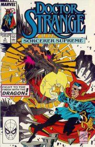 Doctor Strange, Sorcerer Supreme #4 (1989)