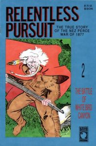 Relentless Pursuit #2 (1989)