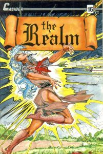 The Realm #16 (1989)