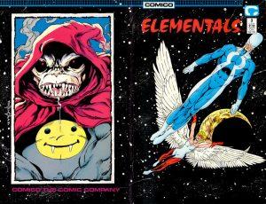 Elementals #3 (1989)