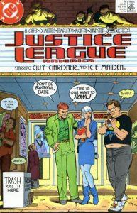 Justice League America #28 (1989)