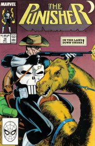 The Punisher #19 (1989)