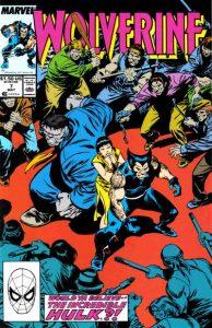 Wolverine #7 (1989)