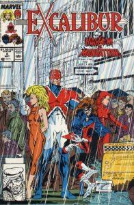 Excalibur #8 (1989)