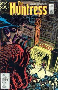 The Huntress #4 (1989)