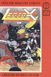 Grips Adventures #1 (1989)