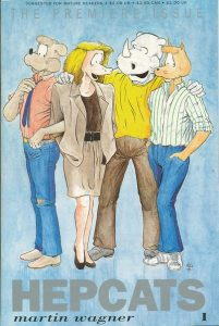 Hepcats #1 (1989)