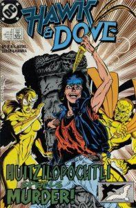 Hawk and Dove #2 (1989)