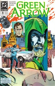 Green Arrow #20 (1989)