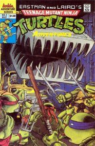 Teenage Mutant Ninja Turtles Adventures #2 (1989)