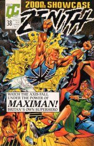 2000 A. D. Showcase #38 (1989)