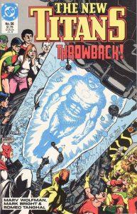 The New Titans #56 (1989)
