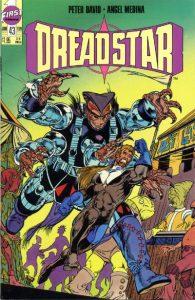 Dreadstar #43 (1989)