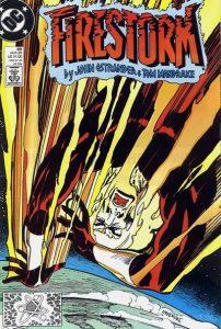 Firestorm the Nuclear Man #88 (1989)