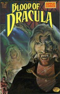 Blood of Dracula #12 (1989)