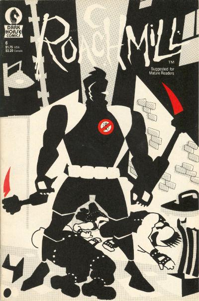 Roachmill #6 (1989)