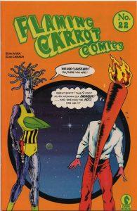 Flaming Carrot Comics #22 (1989)
