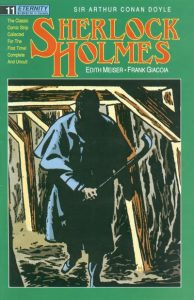 Sherlock Holmes #11 (1989)