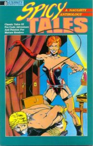 Spicy Tales #8 (1989)
