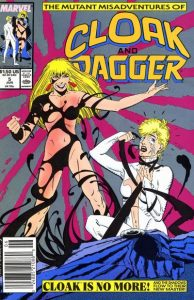 The Mutant Misadventures of Cloak and Dagger #5 (1989)