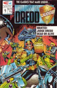 The Law of Dredd #9 (1989)