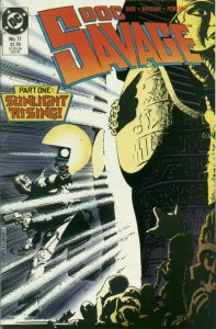Doc Savage #11 (1989)