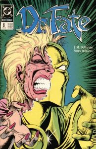 Doctor Fate #8 (1989)