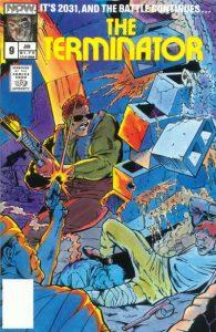 The Terminator #9 (1989)