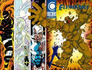 Elementals #4 (1989)