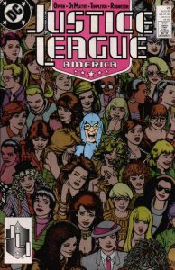 Justice League America #29 (1989)