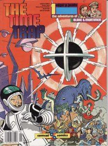 The Adventures of Blake & Mortimer #1 (1989)