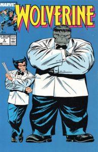 Wolverine #8 (1989)