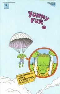 Yummy Fur #16 (1989)