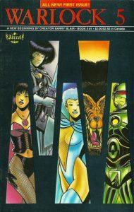 Warlock 5 Book II #1 (1989)