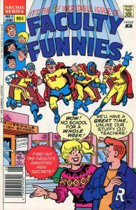 Faculty Funnies #1 (1989)