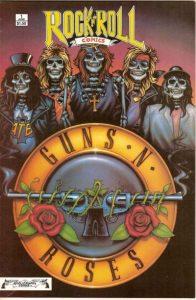 Rock N' Roll Comics #1 (1989)