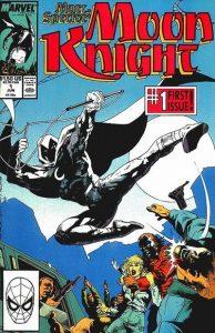 Marc Spector: Moon Knight #1 (1989)