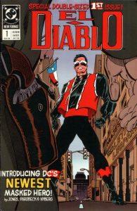 El Diablo #1 (1989)