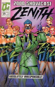 2000 A. D. Showcase #39 (1989)