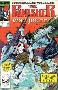 The Punisher War Journal #7 (1989)